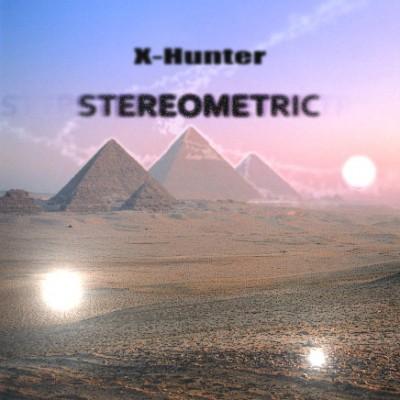 LimREC009 | X-Hunter – Stereometric EP