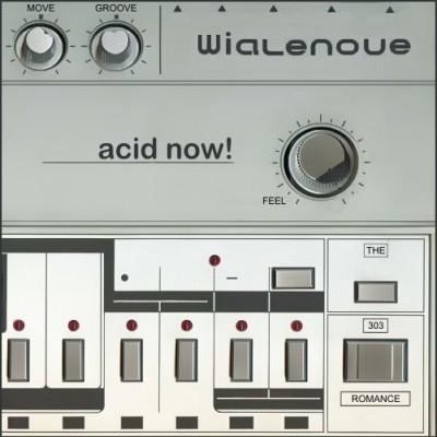 LimREC013   Wialenove – Acid Now!