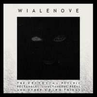 LimREC006 | Wialenove – The Epitoxial Psychic Rectangles, Simultaneous Poems and Other Weird Things