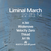 Event | Liminal March @ 22.03.14